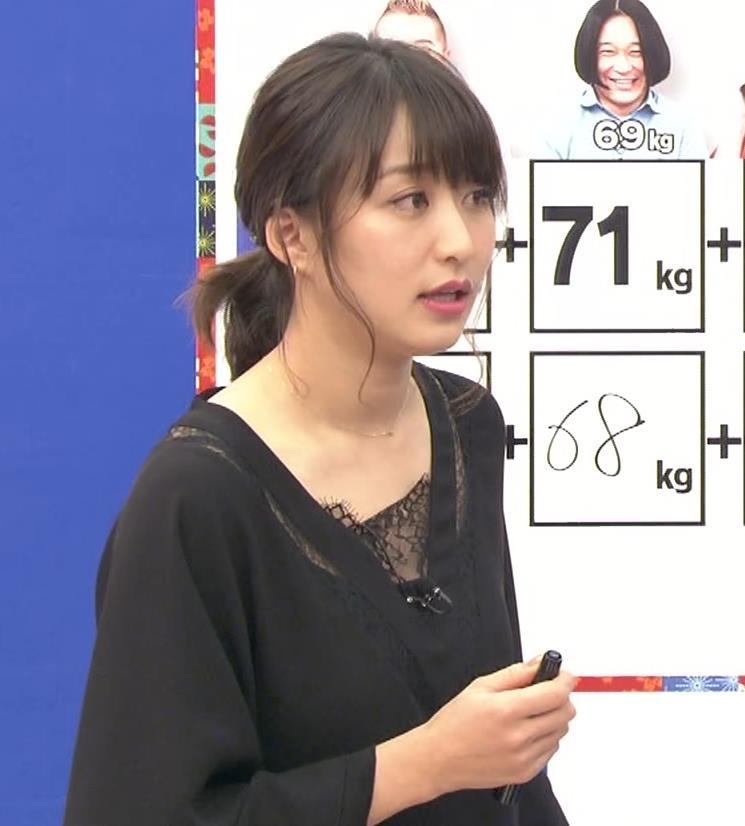 枡田絵理奈アナ こどもを二人産んでもまだまだかわいいキャプ・エロ画像9