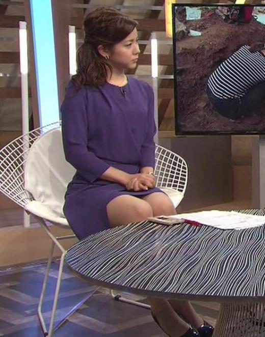 増井渚 座るにはスカート短すぎるキャプ画像(エロ・アイコラ画像)