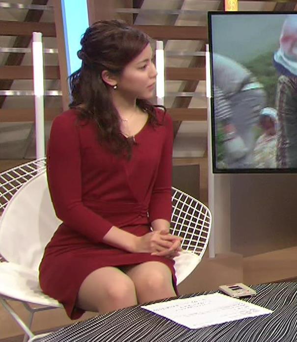 増井渚アナ スカート短くてパンツ見えそうな▼ゾーンキャプ・エロ画像5