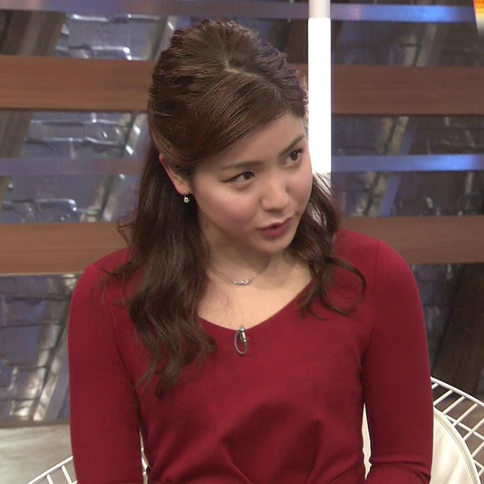 増井渚アナ スカート短くてパンツ見えそうな▼ゾーンキャプ・エロ画像6