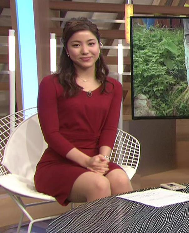 増井渚アナ スカート短くてパンツ見えそうな▼ゾーンキャプ・エロ画像8