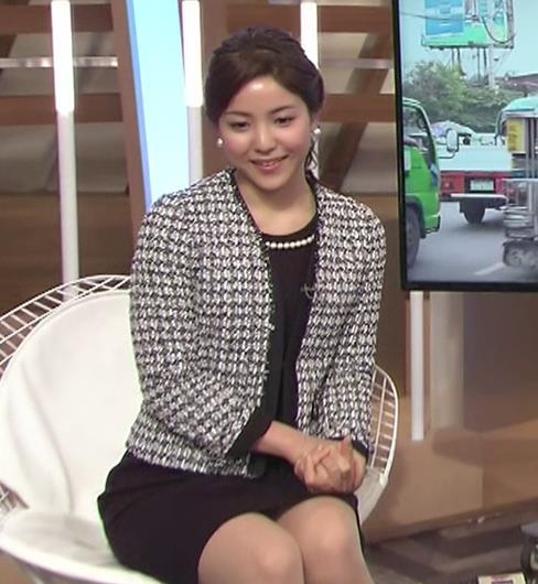 増井渚アナ 太ももがエロい▼ゾーンキャプ・エロ画像