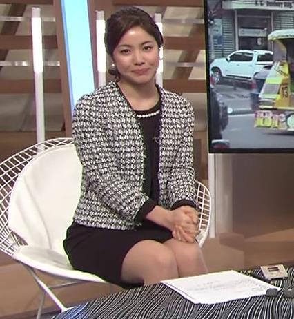 増井渚アナ 太ももがエロい▼ゾーンキャプ・エロ画像11