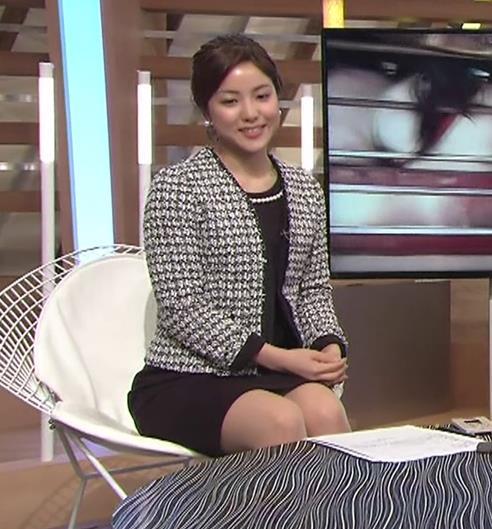 増井渚アナ 太ももがエロい▼ゾーンキャプ・エロ画像5