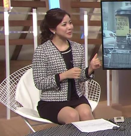 増井渚アナ 太ももがエロい▼ゾーンキャプ・エロ画像7