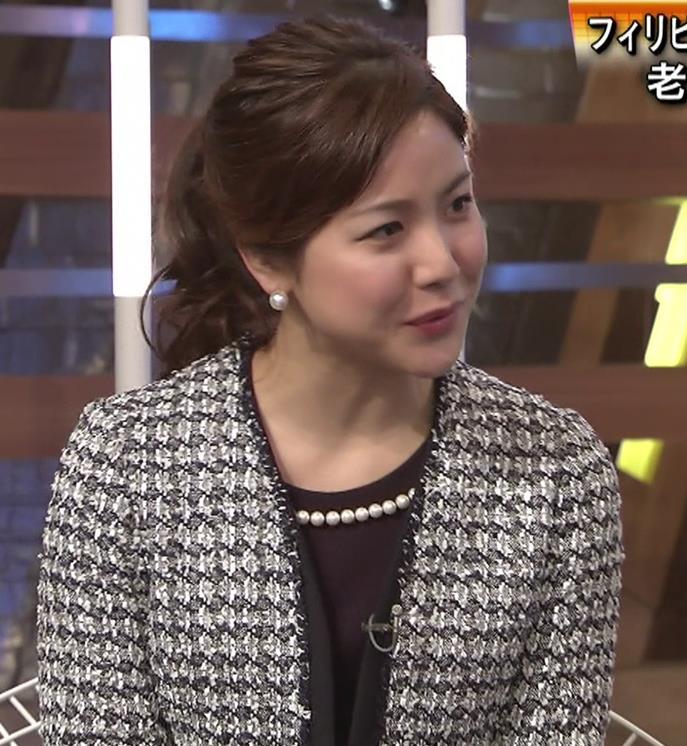 増井渚アナ 太ももがエロい▼ゾーンキャプ・エロ画像8