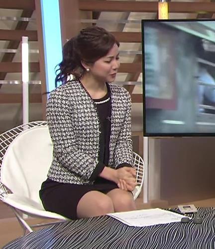 増井渚アナ 太ももがエロい▼ゾーンキャプ・エロ画像9