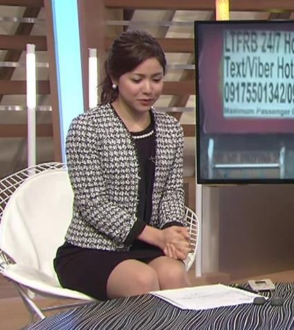 増井渚アナ 太ももがエロい▼ゾーンキャプ・エロ画像10