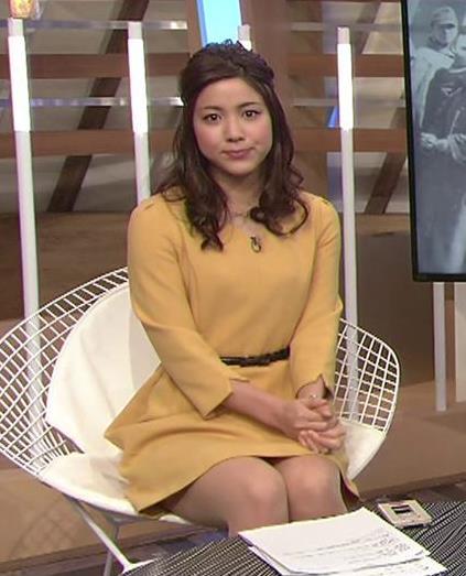 増井渚アナ 太ももが見え過ぎ女子アナキャプ・エロ画像7