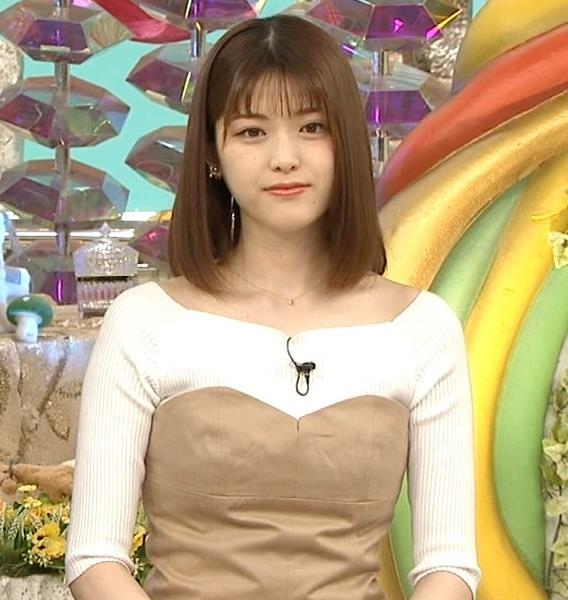 松村沙友理 ちょっとセクシーな衣装キャプ・エロ画像