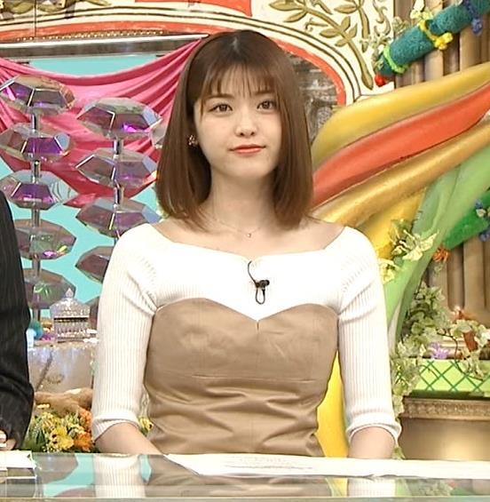 松村沙友理 ちょっとセクシーな衣装キャプ・エロ画像4