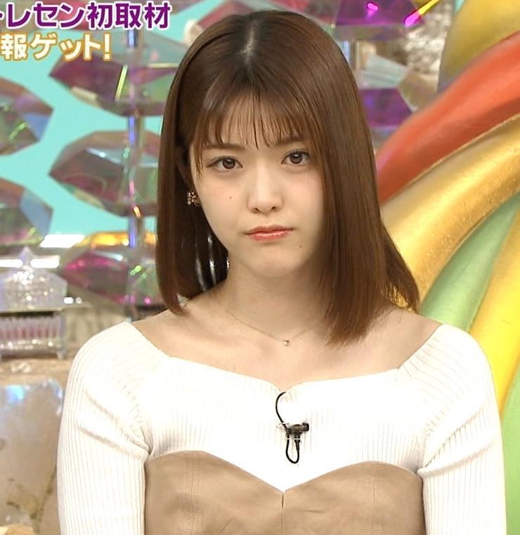 松村沙友理 ちょっとセクシーな衣装キャプ・エロ画像6