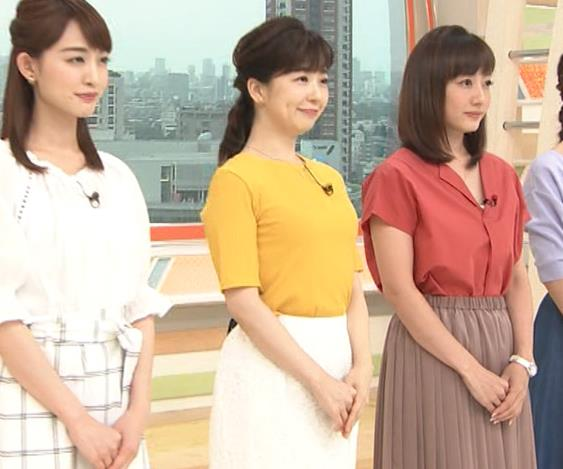 松尾由美子 ニット乳♥キャプ・エロ画像
