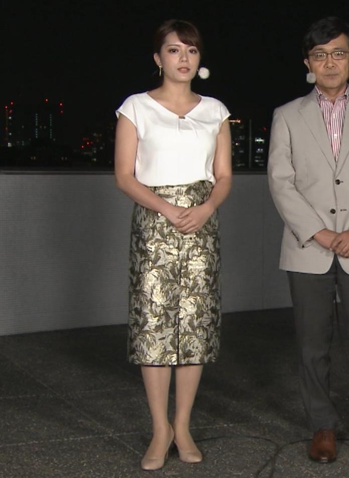 三谷紬アナ ボリューム満点女子アナキャプ・エロ画像4