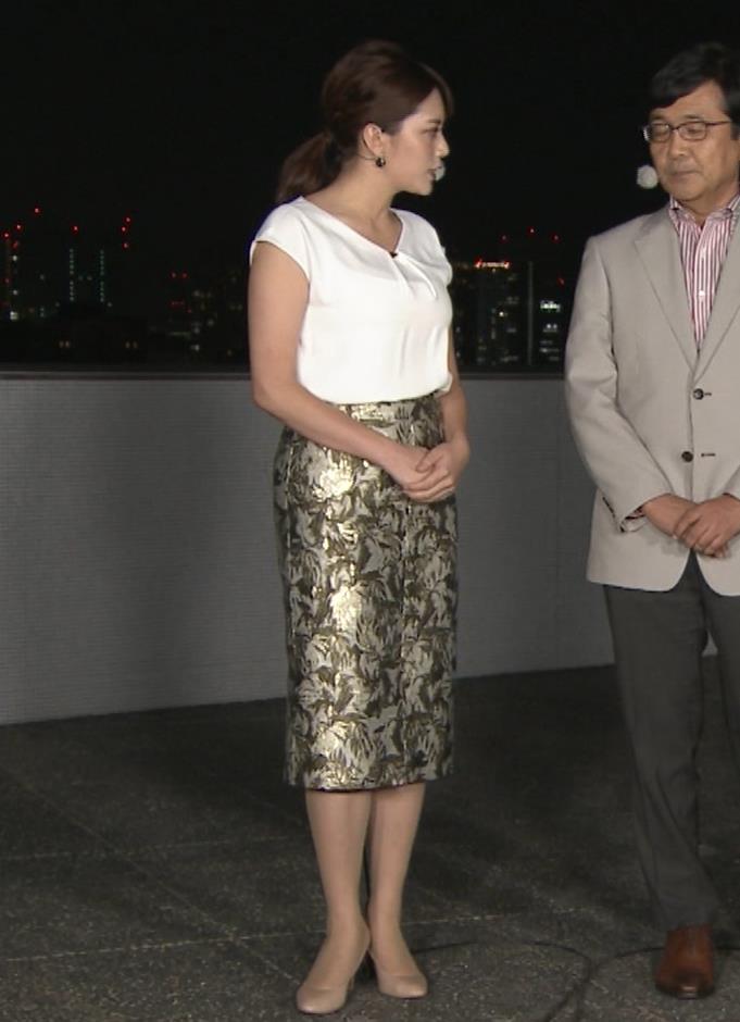 三谷紬アナ ボリューム満点女子アナキャプ・エロ画像5
