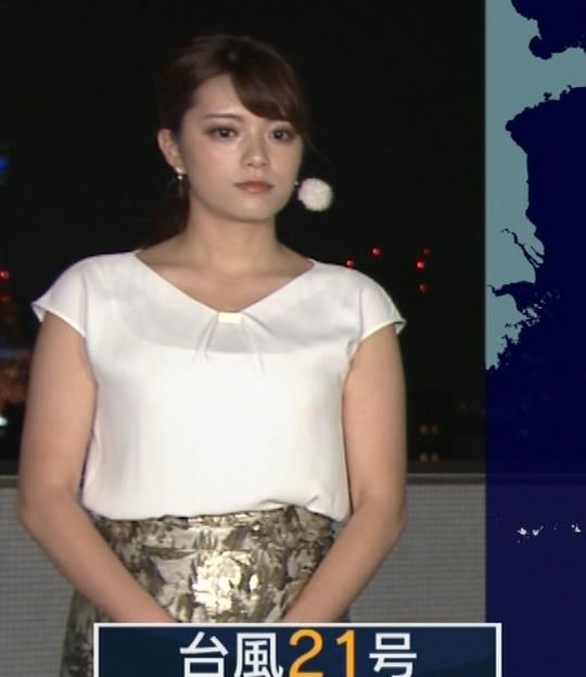 三谷紬アナ ボリューム満点女子アナキャプ・エロ画像7