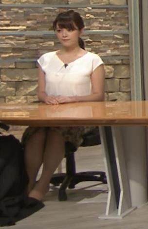 三谷紬アナ ボリューム満点女子アナキャプ・エロ画像10