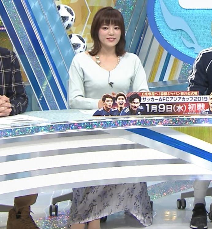三谷紬アナ でけぇキャプ・エロ画像