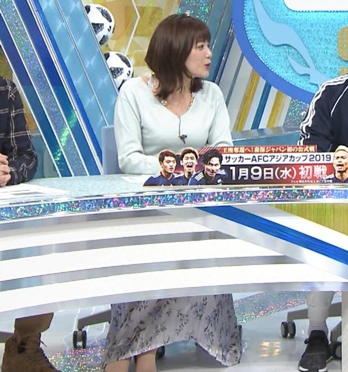 三谷紬アナ でけぇキャプ・エロ画像2