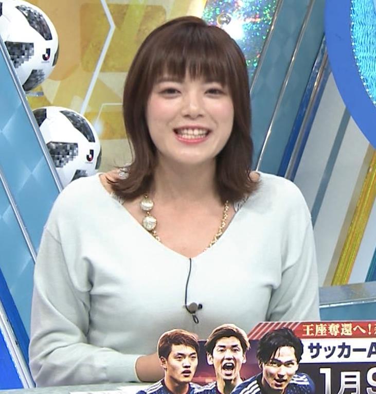 三谷紬アナ でけぇキャプ・エロ画像3