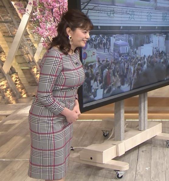 三谷紬アナ 超ボリューム系キー局アナキャプ・エロ画像2
