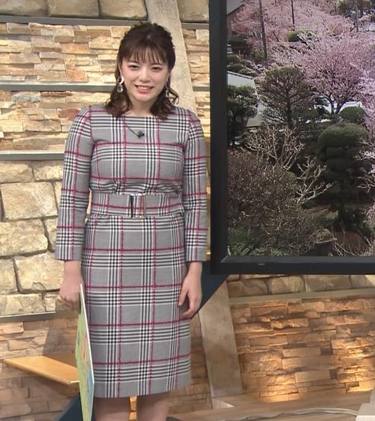三谷紬アナ 超ボリューム系キー局アナキャプ・エロ画像11