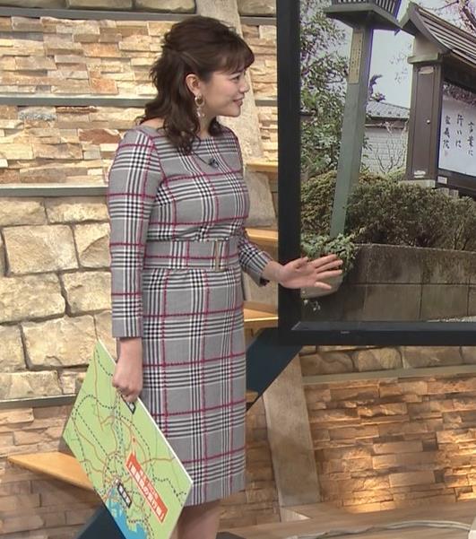 三谷紬アナ 超ボリューム系キー局アナキャプ・エロ画像12