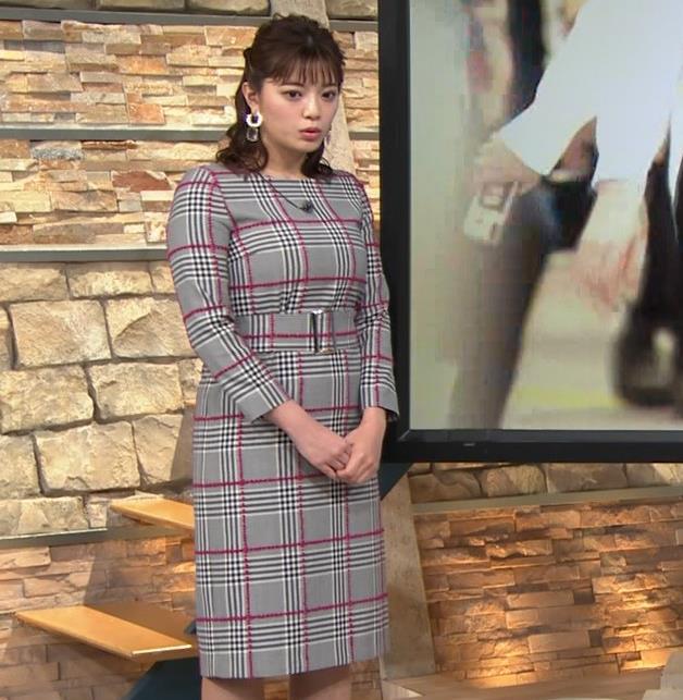 三谷紬アナ 超ボリューム系キー局アナキャプ・エロ画像9