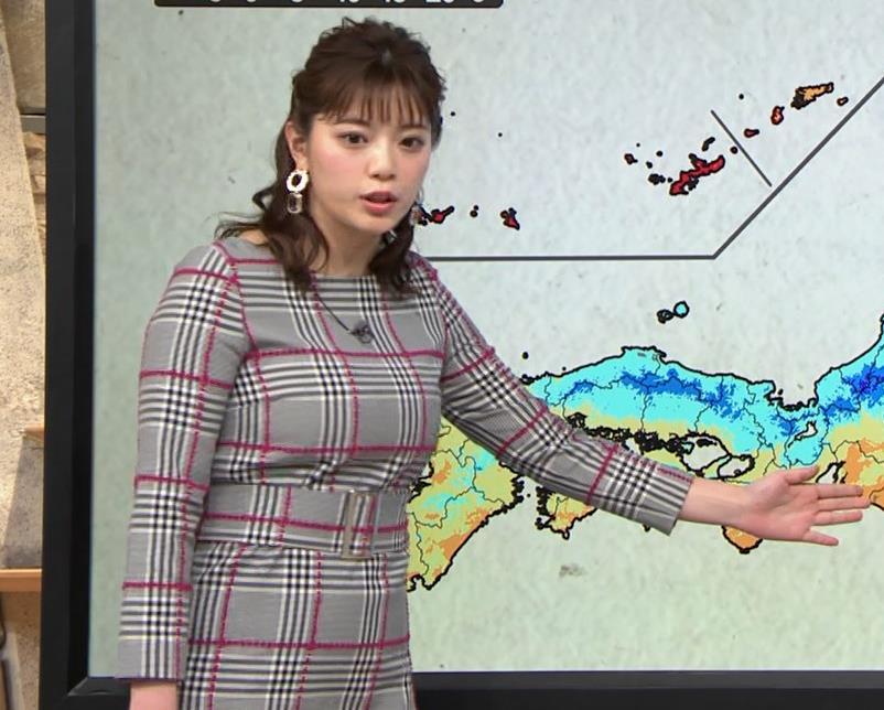 三谷紬アナ 超ボリューム系キー局アナキャプ・エロ画像10