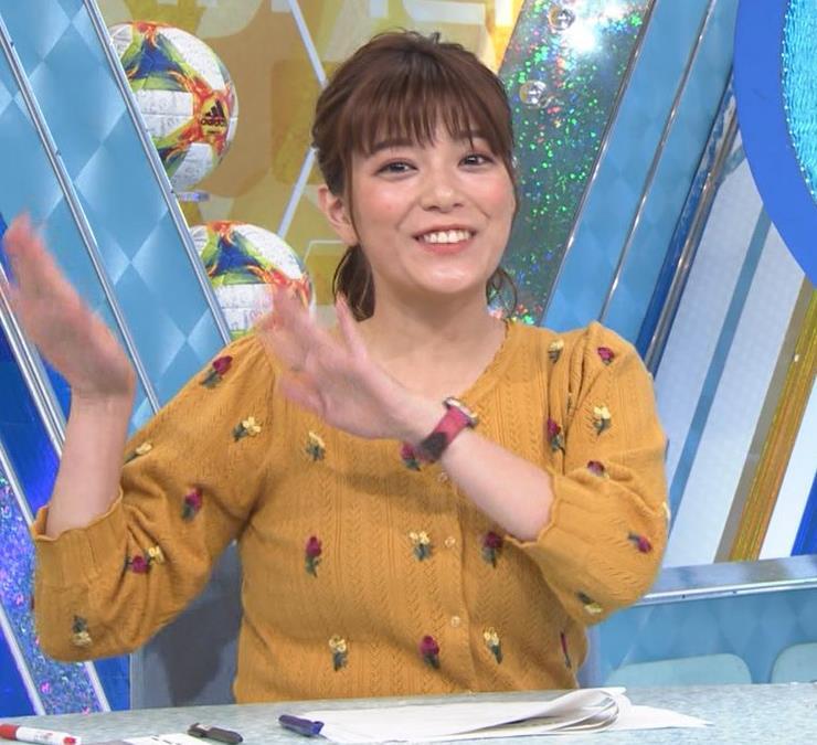 三谷紬アナ 「やべっちF.C.」キャプ・エロ画像4