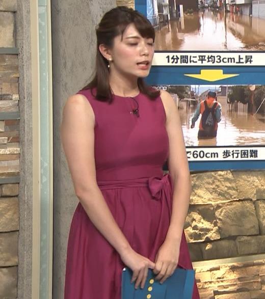 三谷紬アナ ムチムチでたまらない女子アナキャプ・エロ画像