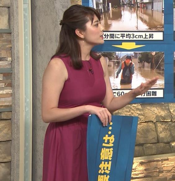 三谷紬アナ ムチムチでたまらない女子アナキャプ・エロ画像2