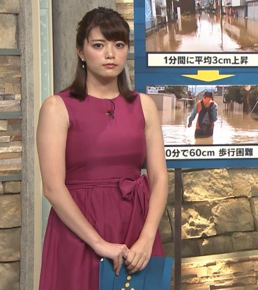 三谷紬アナ ムチムチでたまらない女子アナキャプ・エロ画像3