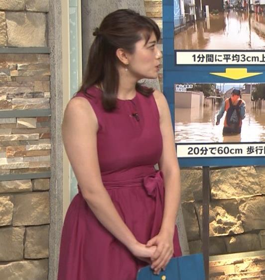 三谷紬アナ ムチムチでたまらない女子アナキャプ・エロ画像5