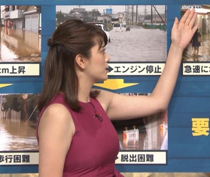 三谷紬アナ ムチムチでたまらない女子アナキャプ・エロ画像8