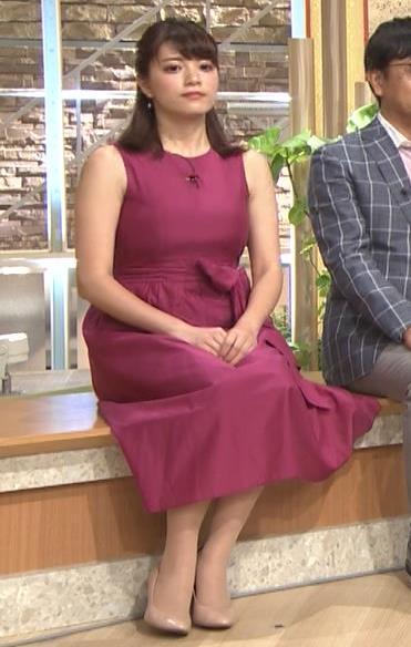 三谷紬アナ ムチムチでたまらない女子アナキャプ・エロ画像10