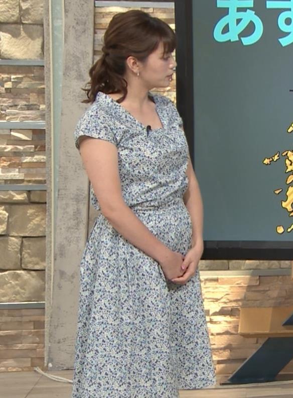 三谷紬アナ フェチ向け?妊娠してそうな下っ腹キャプ・エロ画像6