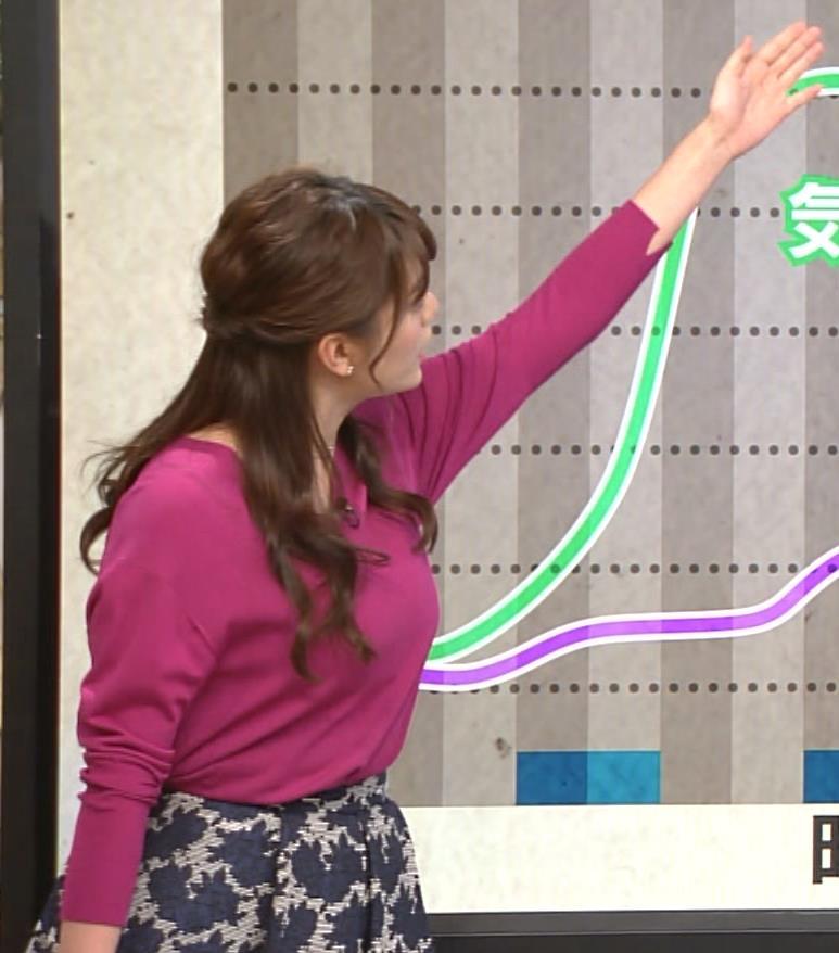 アナ TV朝日の爆乳アナキャプ・エロ画像3