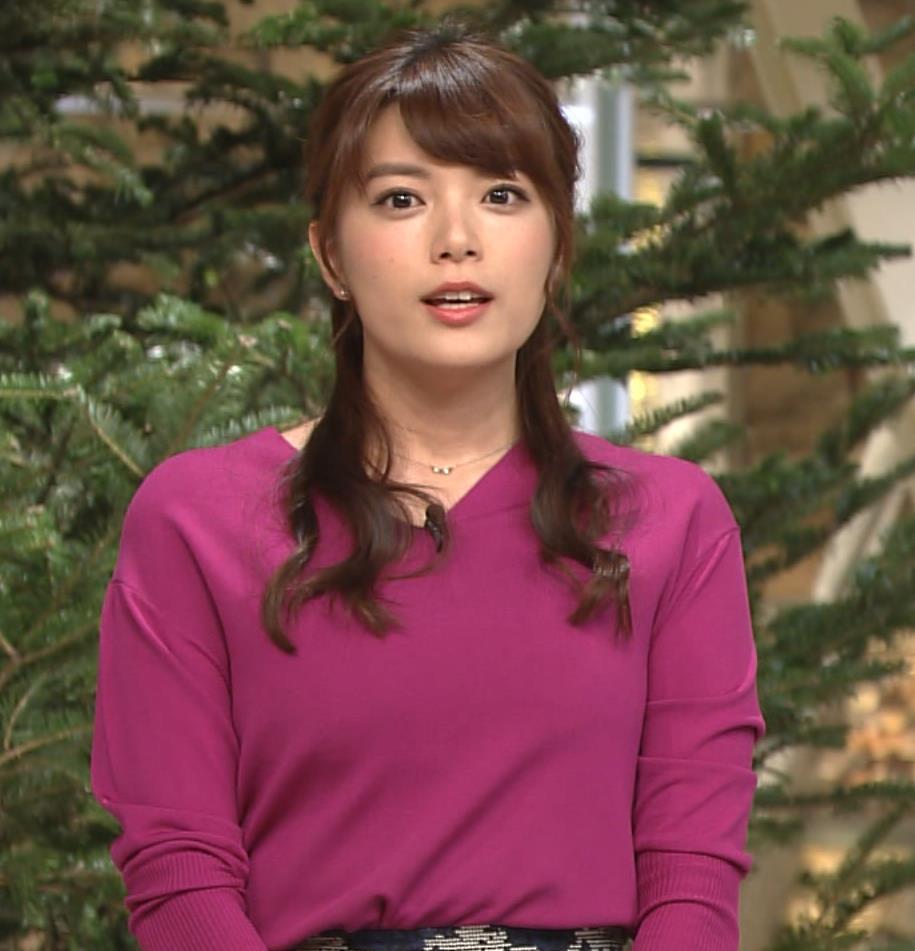 アナ TV朝日の爆乳アナキャプ・エロ画像5