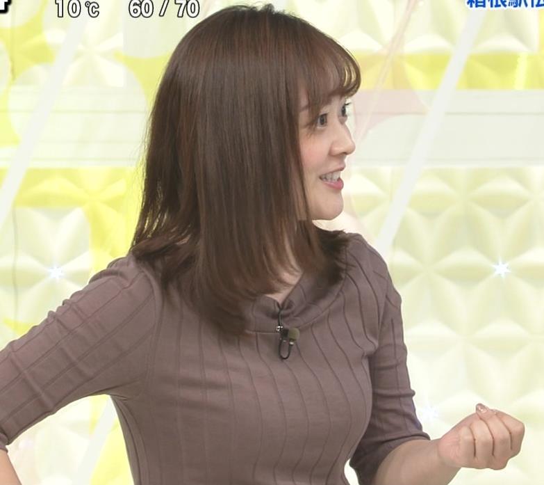 水卜麻美アナ エロい乳してるなぁキャプ・エロ画像8