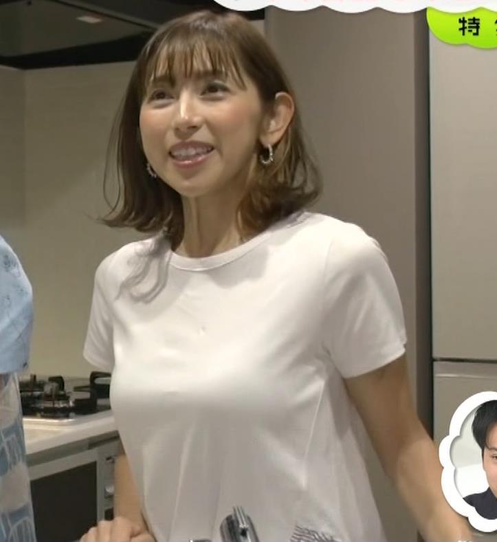宮崎瑠依 エロいTシャツおっぱいキャプ・エロ画像