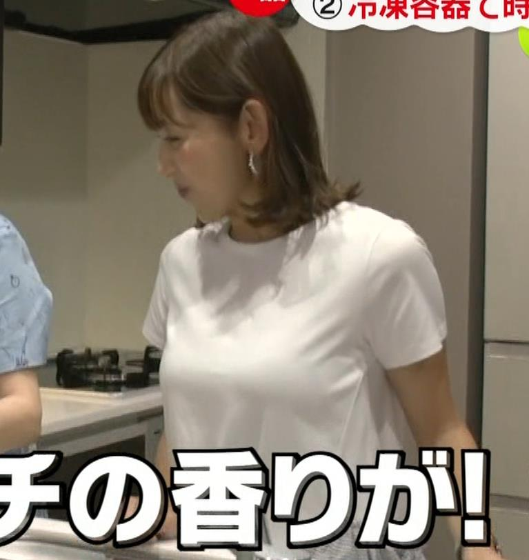 宮崎瑠依 エロいTシャツおっぱいキャプ・エロ画像2