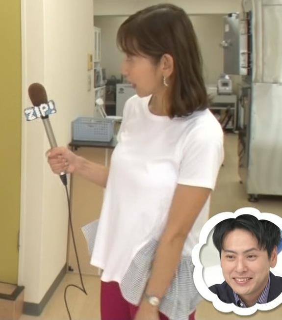 宮崎瑠依 エロいTシャツおっぱいキャプ・エロ画像5