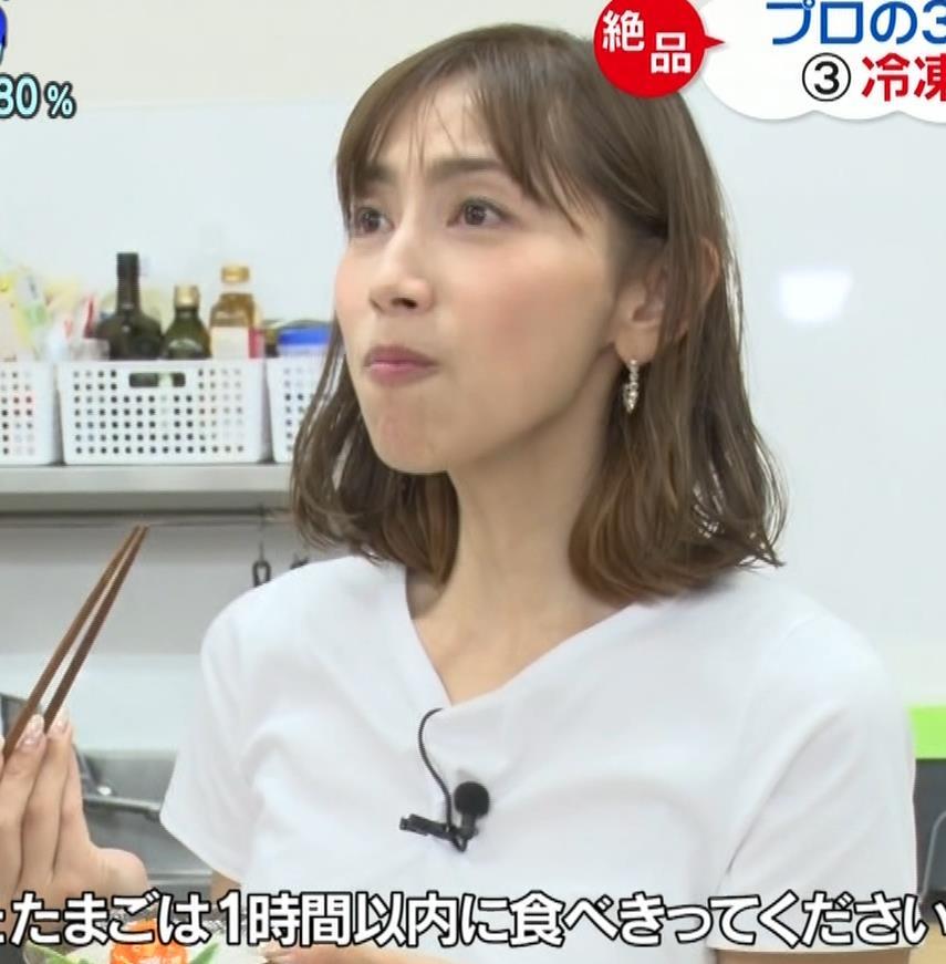 宮崎瑠依 エロいTシャツおっぱいキャプ・エロ画像7