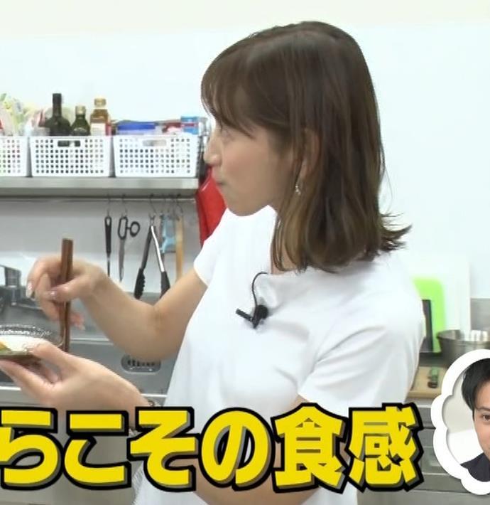 宮崎瑠依 エロいTシャツおっぱいキャプ・エロ画像8