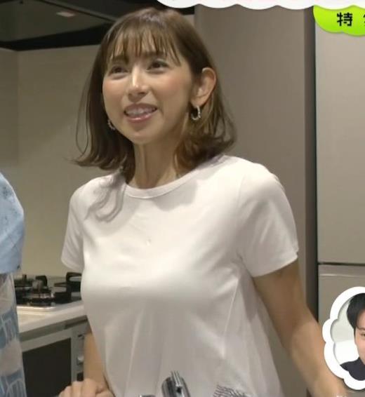 宮崎瑠依 エロいTシャツおっぱいキャプ画像(エロ・アイコラ画像)