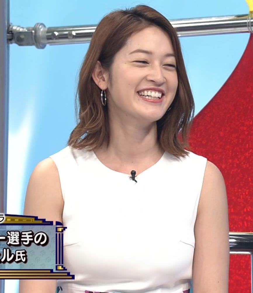 宮沢セイラ 巨乳がパツパツのノースリーブキャプ・エロ画像5