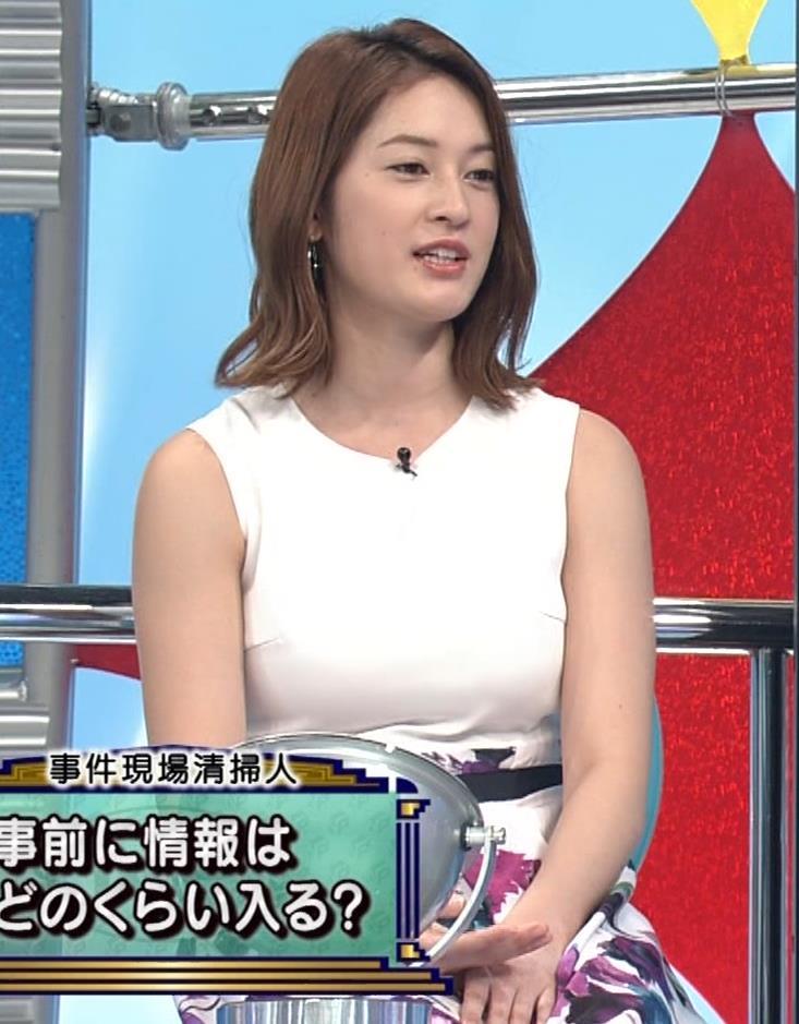 宮沢セイラ 巨乳がパツパツのノースリーブキャプ・エロ画像6