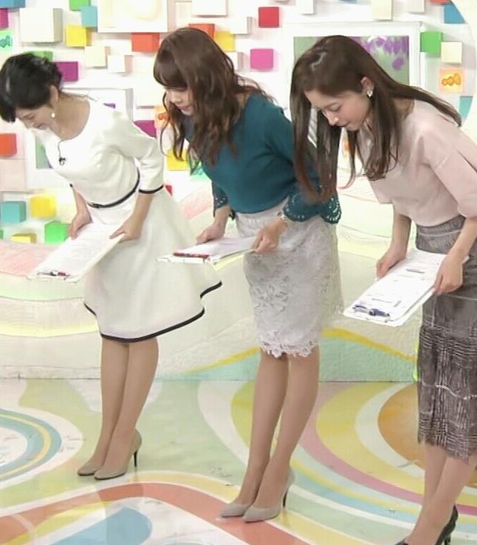 宮澤智アナ エロかわいいニット乳♡キャプ・エロ画像6