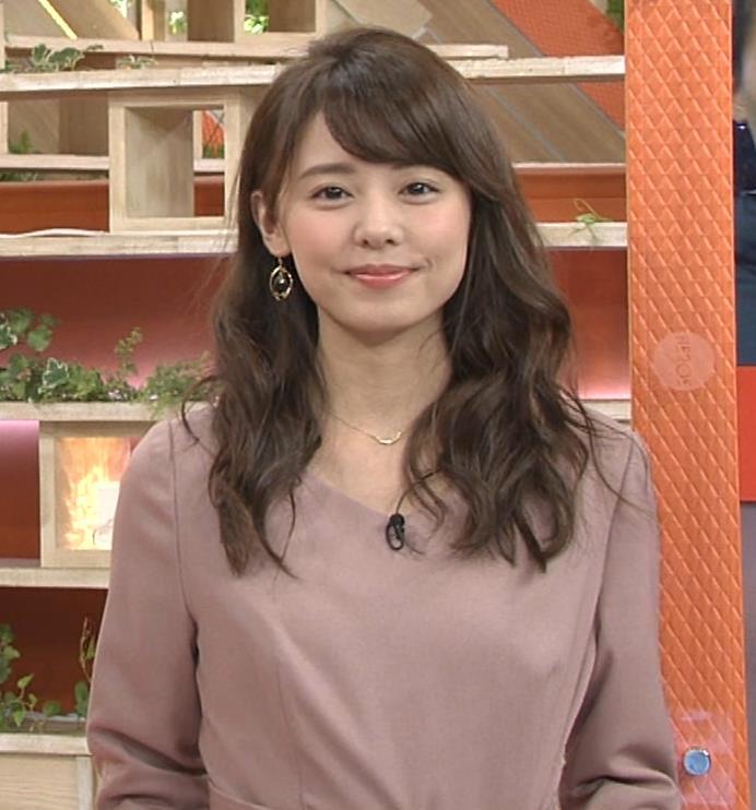 宮澤智アナ 笑顔がかわいいキャプ・エロ画像3